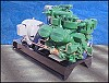 Carlyle Semi-Hermetic 12-Cylinder Reciprocating Compressor � 100 HP
