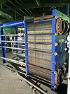 2004 GEA Ecoflex Plate and Frame Ammonia Chiller